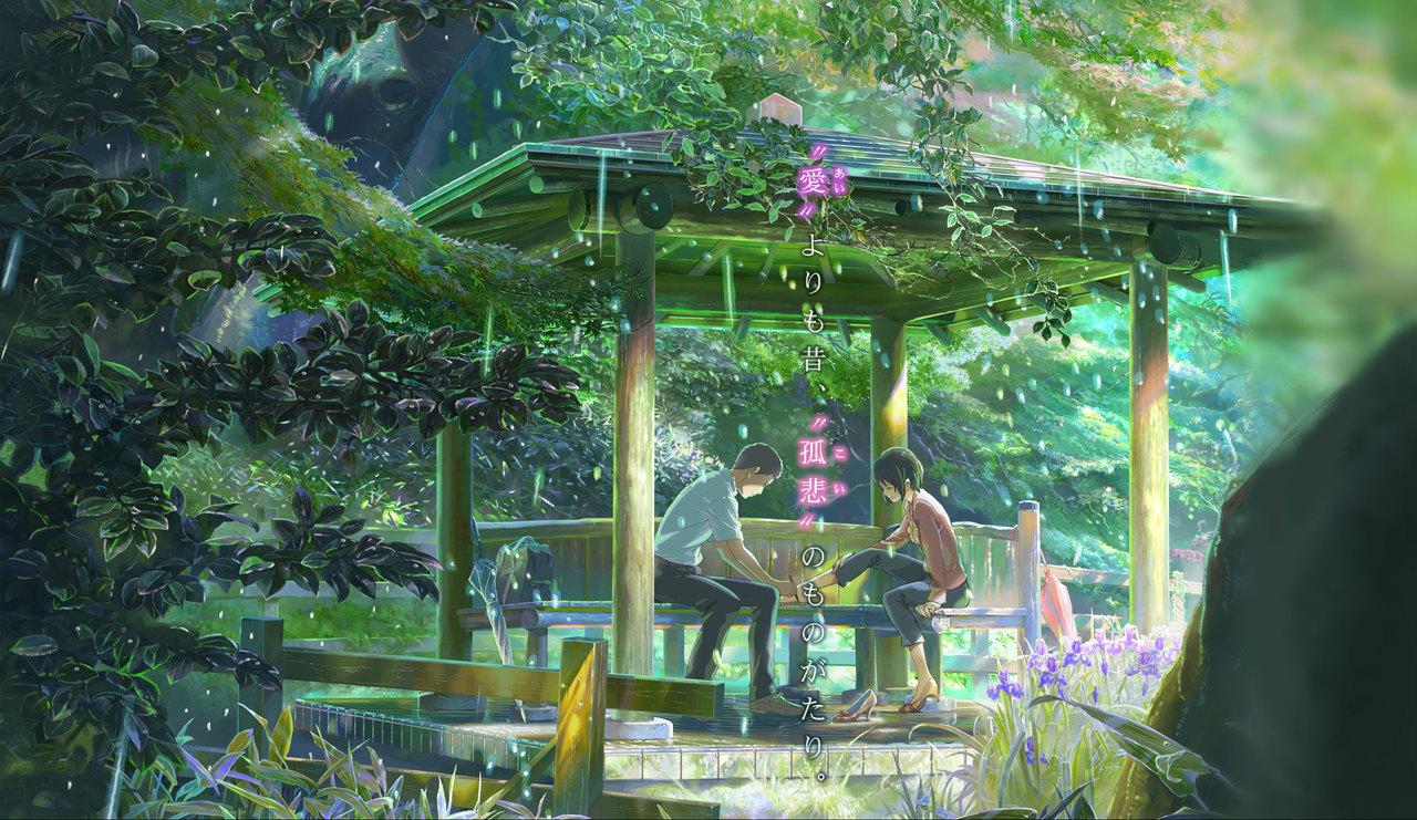 Khu vườn ngôn từ - một câu chuyện về nỗi buồn cô đơn, cổ hơn cả ...