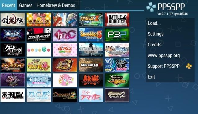 MẸO NHỎ : CÁCH CHƠI GAME BẰNG GIẢ LẬP PSP Ở MỨC 60 FPS