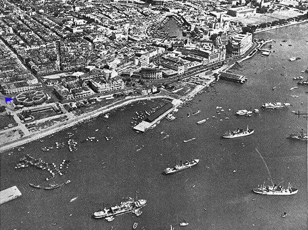 Singapore những năm 1930.