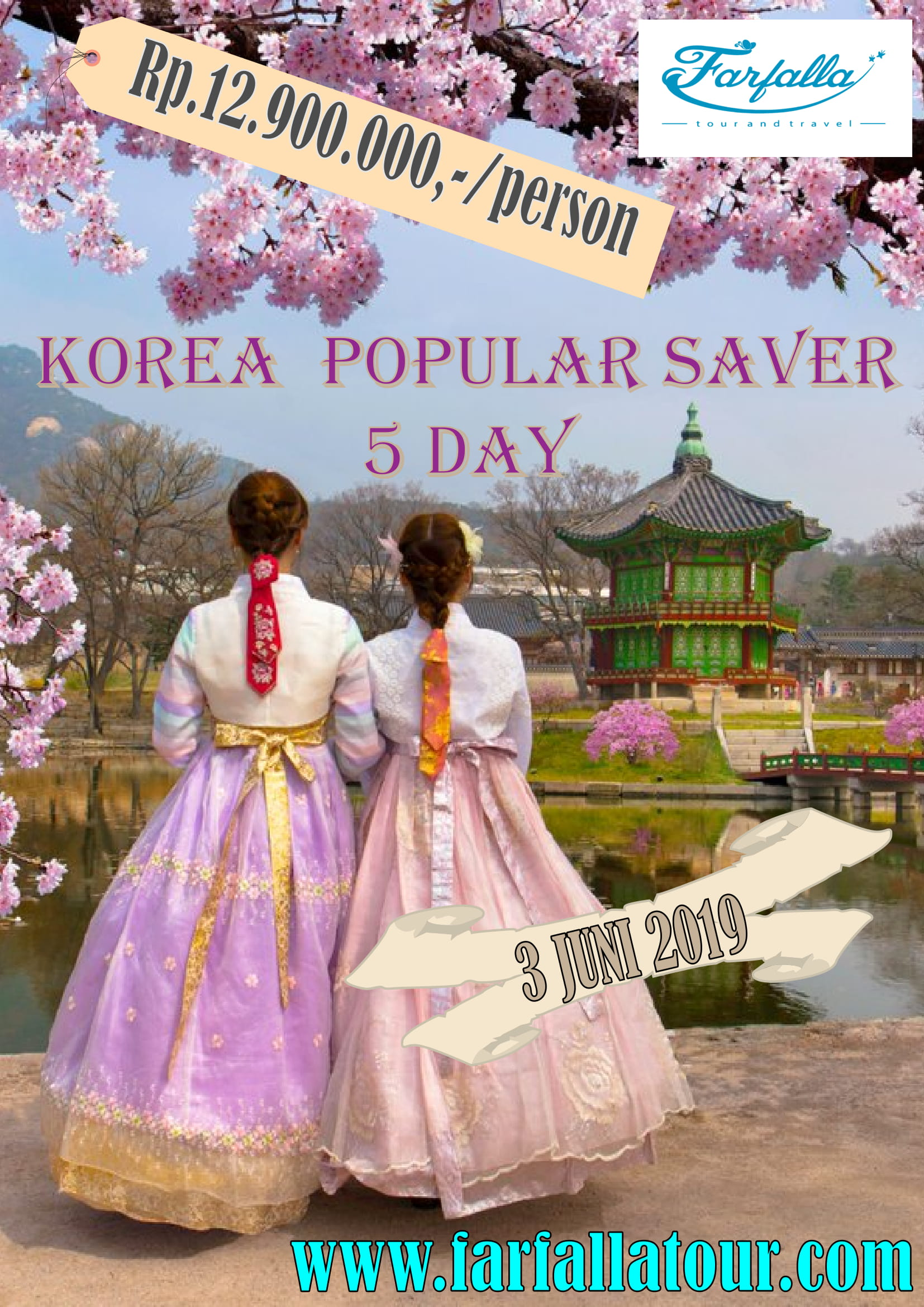 Korea Popular Saver 5D (03 Juni 2019)