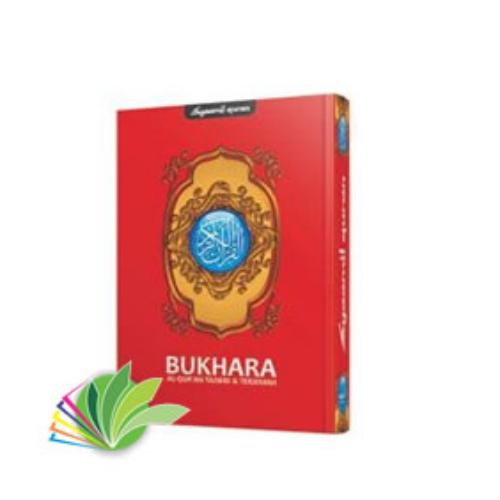 Mushaf Al-Quran Bukhara Tajwid Dan Terjemah HC A6