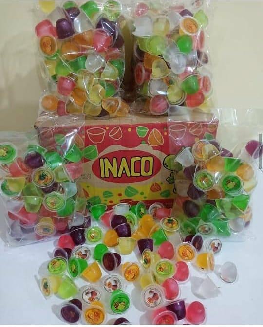INACO Jely 10pcs