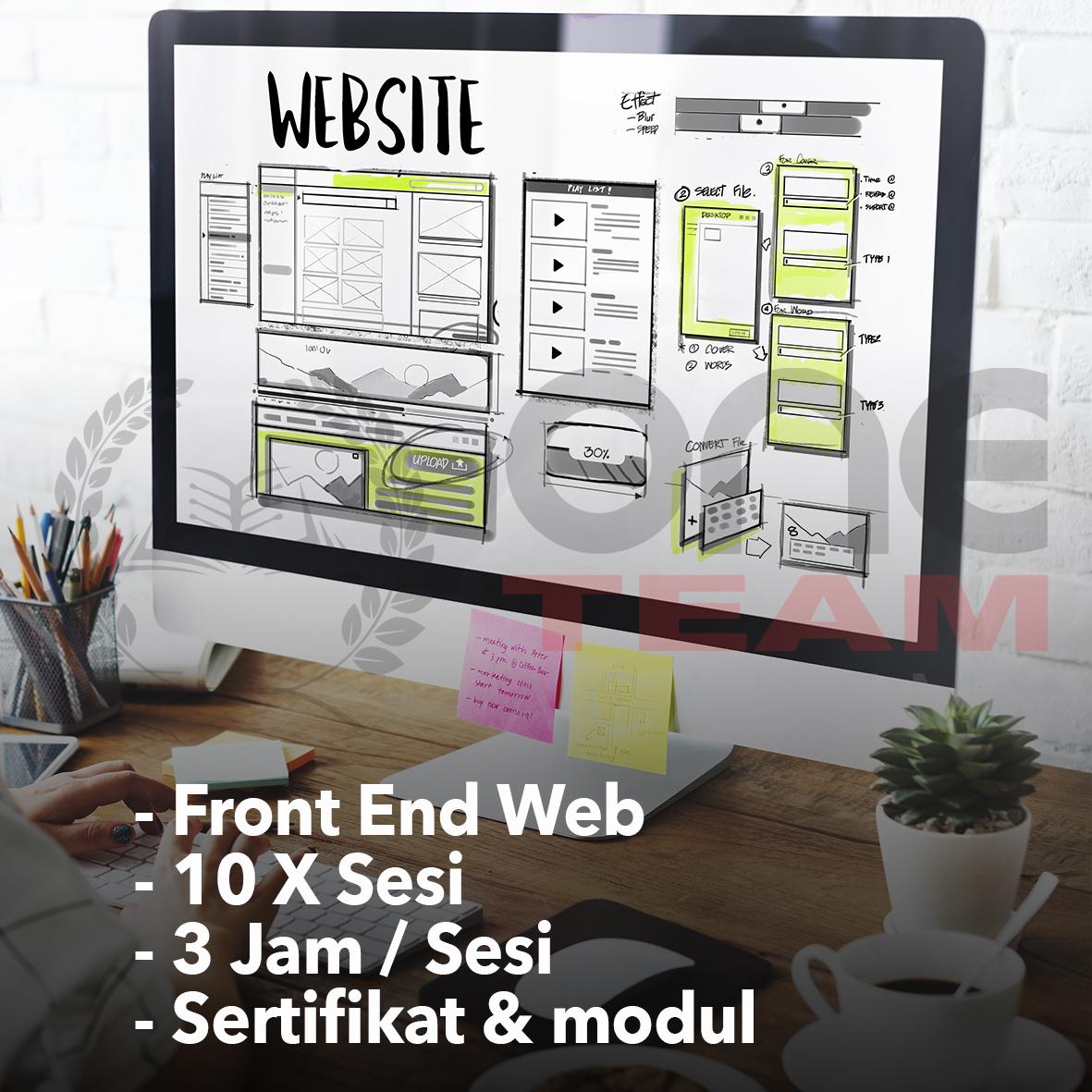 Front End Web