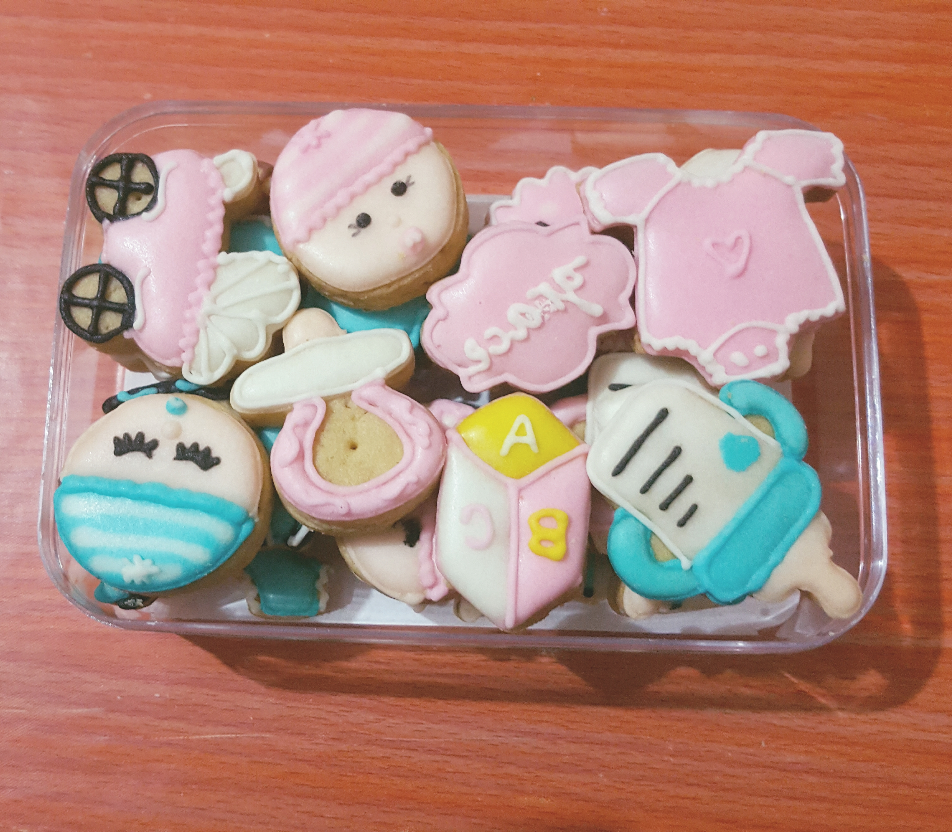 Cookies Character Baby Edition