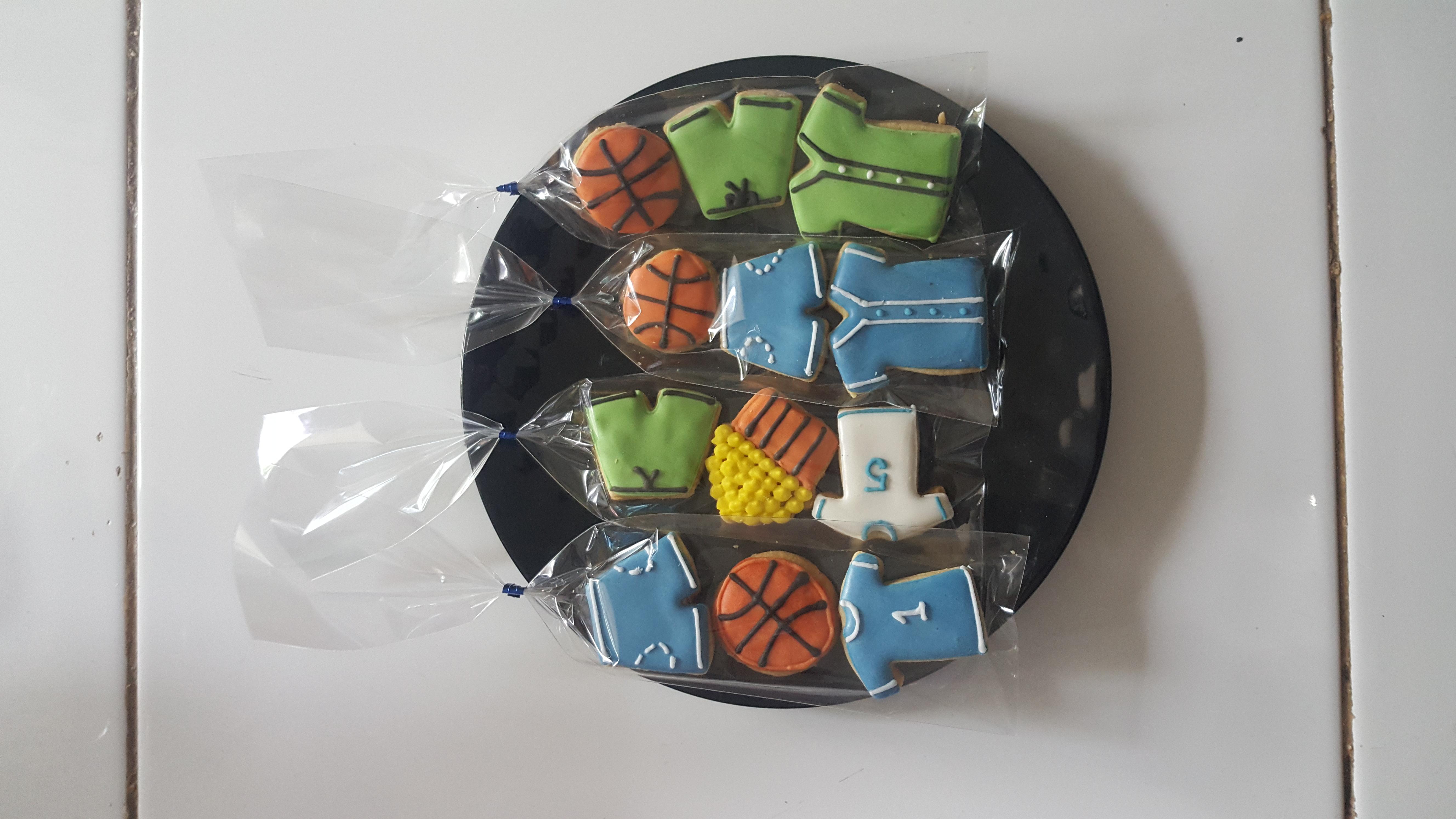 Cookies Character Sachet Isi 3