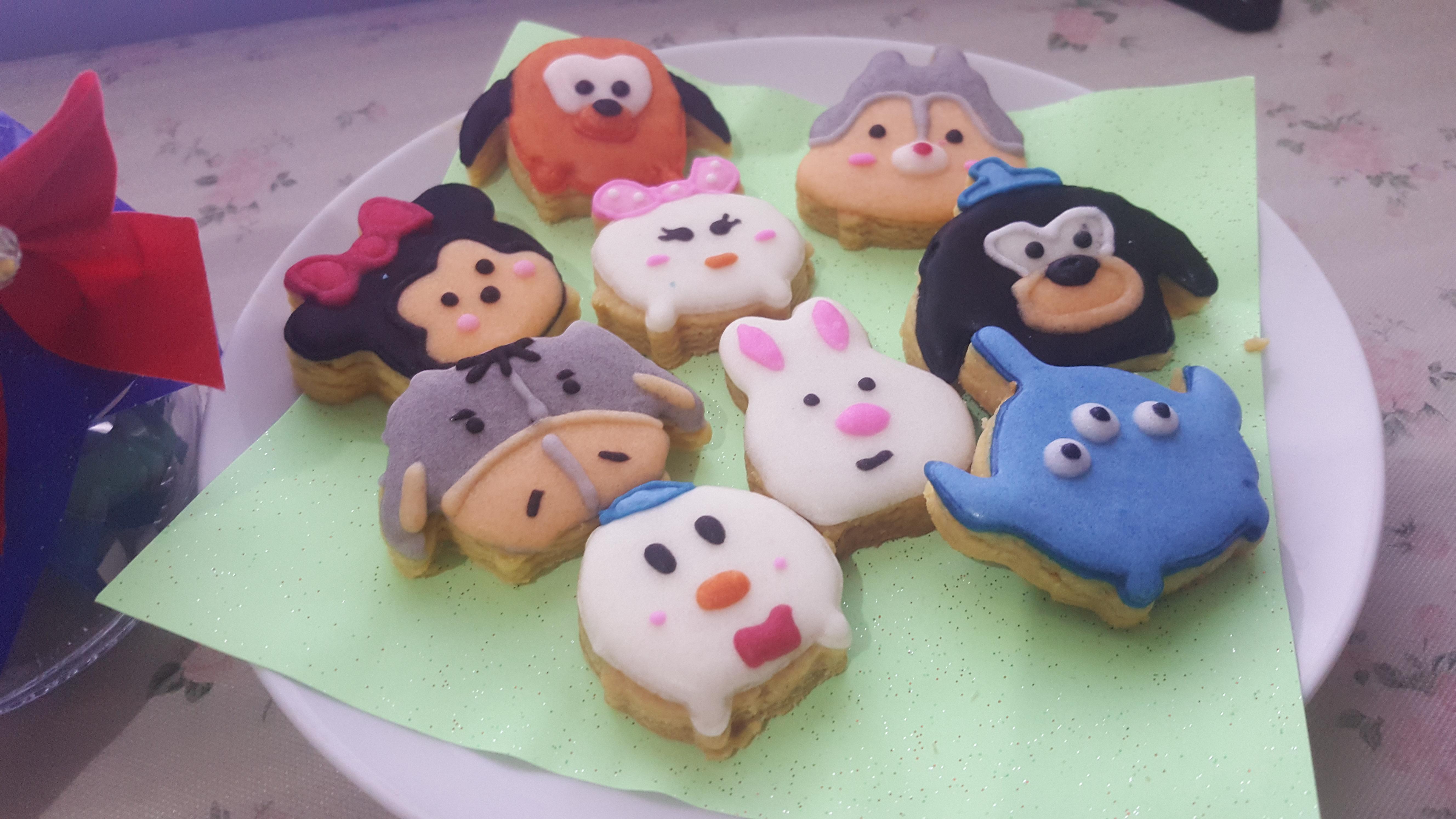 Cookies Custom Tsum-tsum