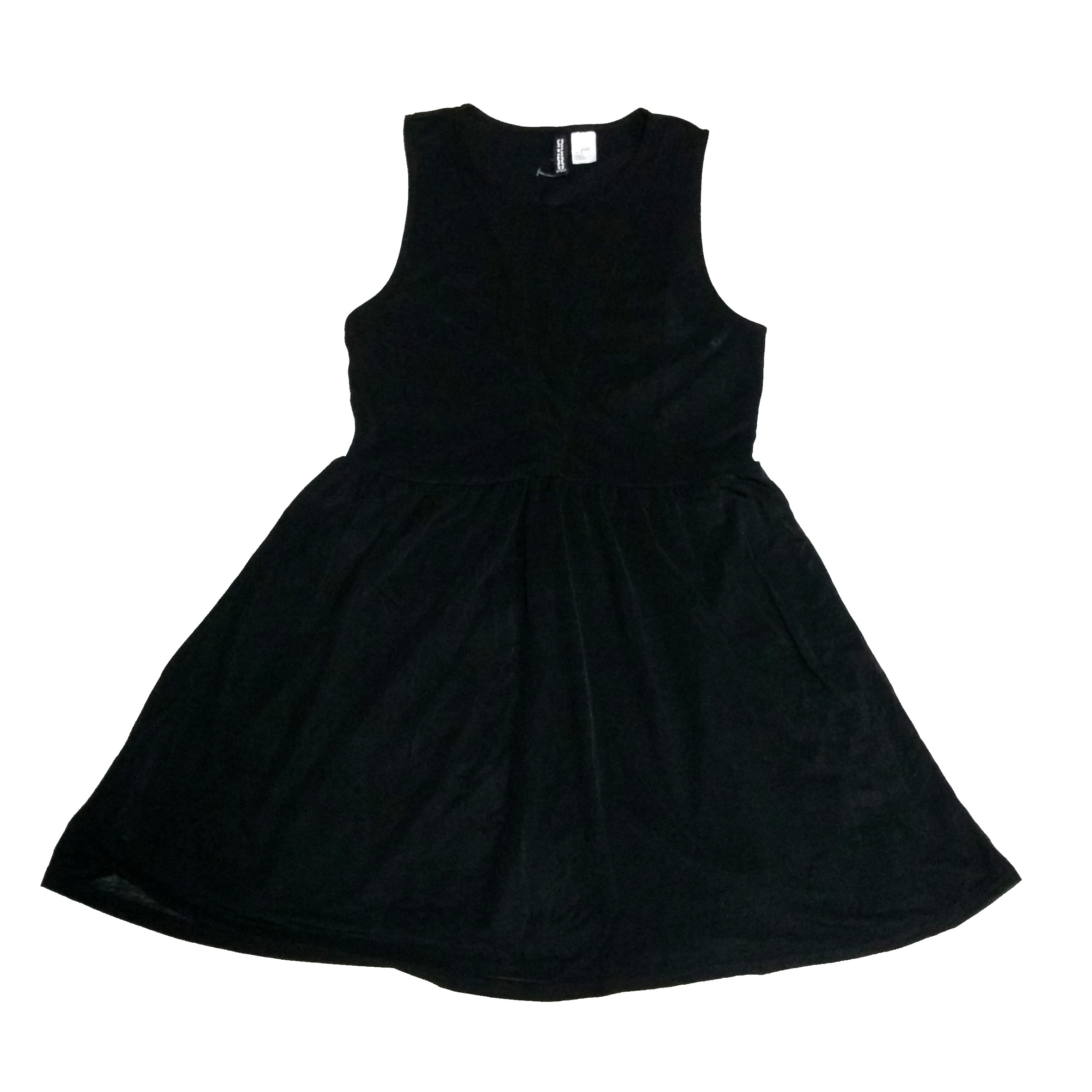Black Dress Divided - H&M