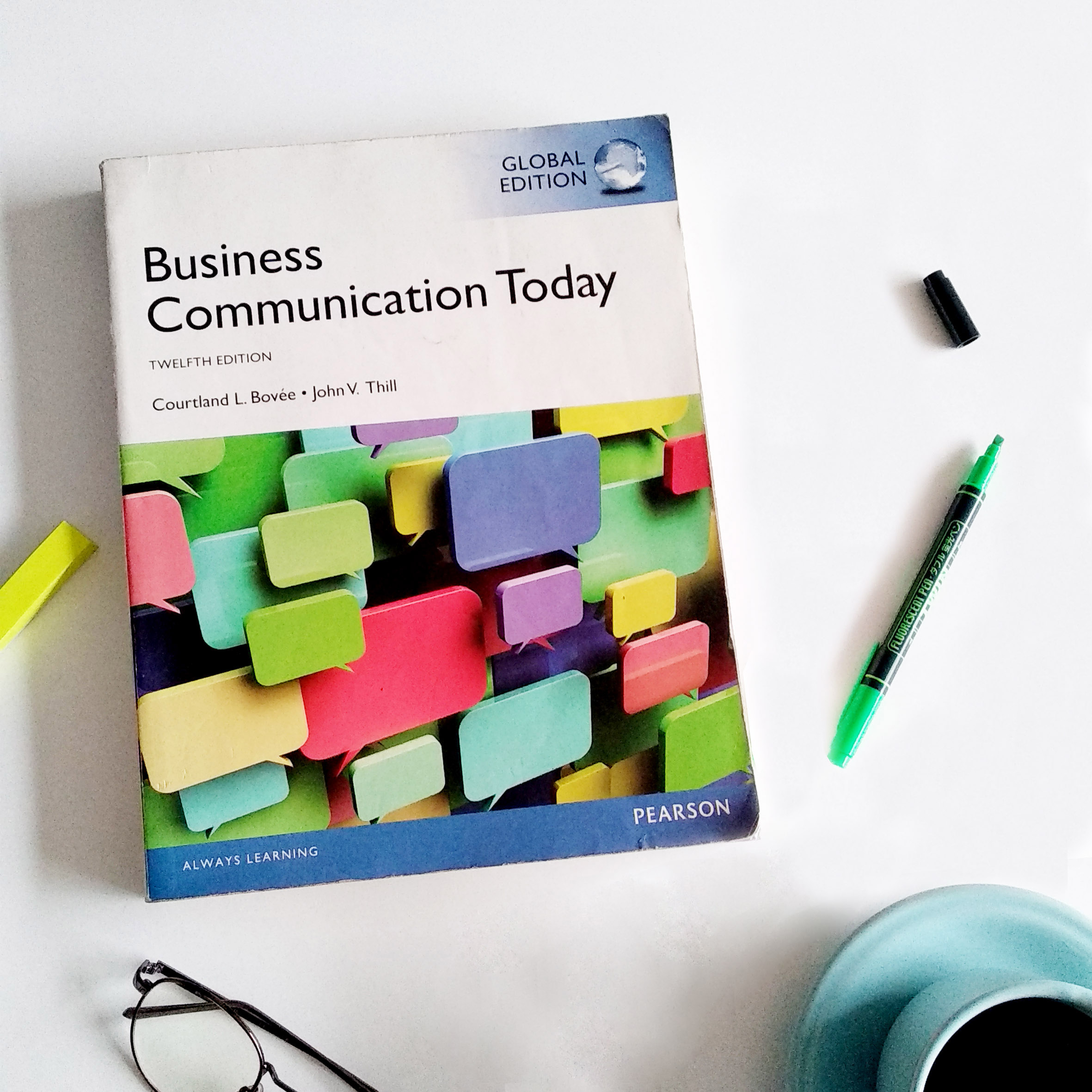 Business Communication Today 12th Edition