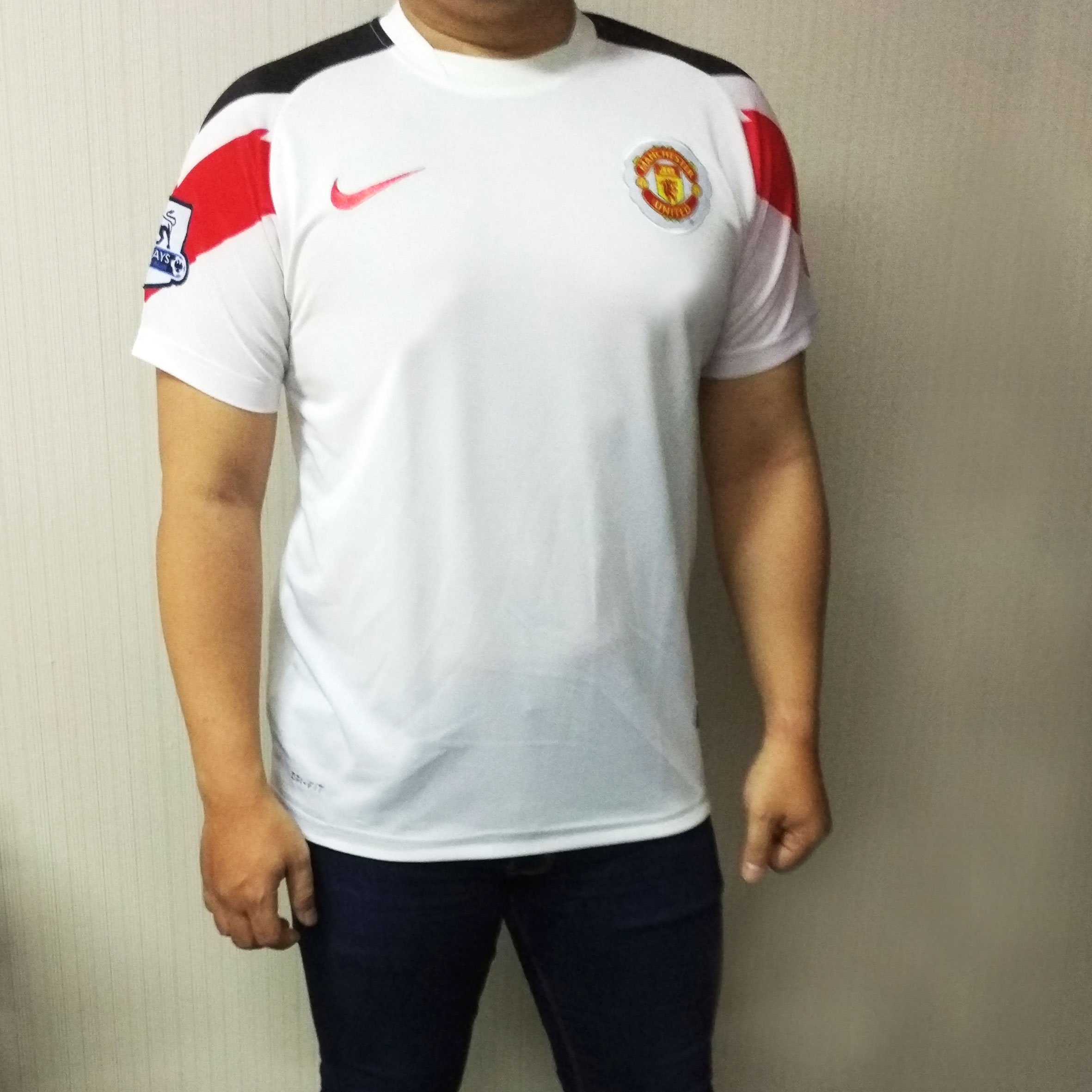 Jersey Manchaster United (Authentic)