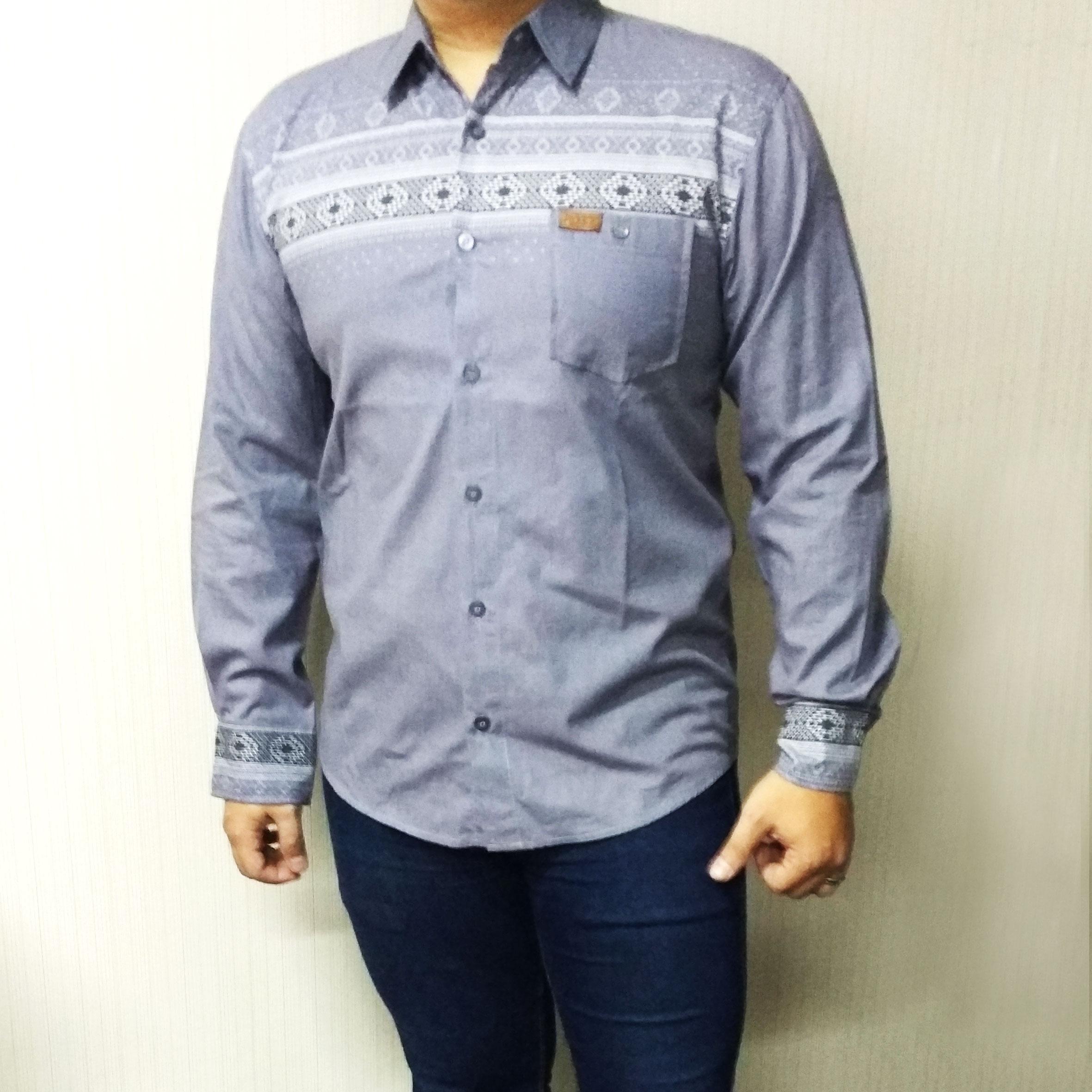 Post Shirt - Batik