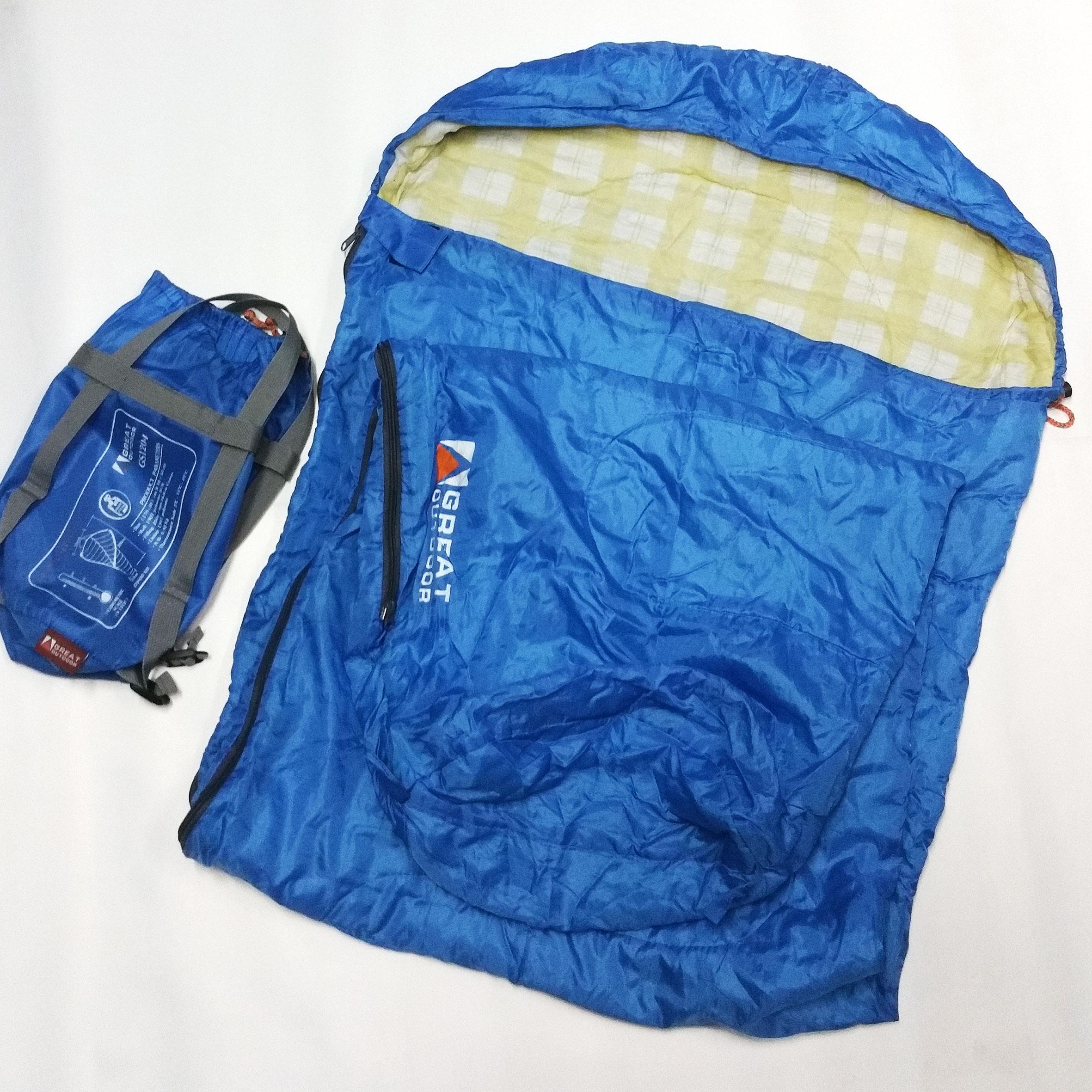 Sleeping Bag - Great Outdoor