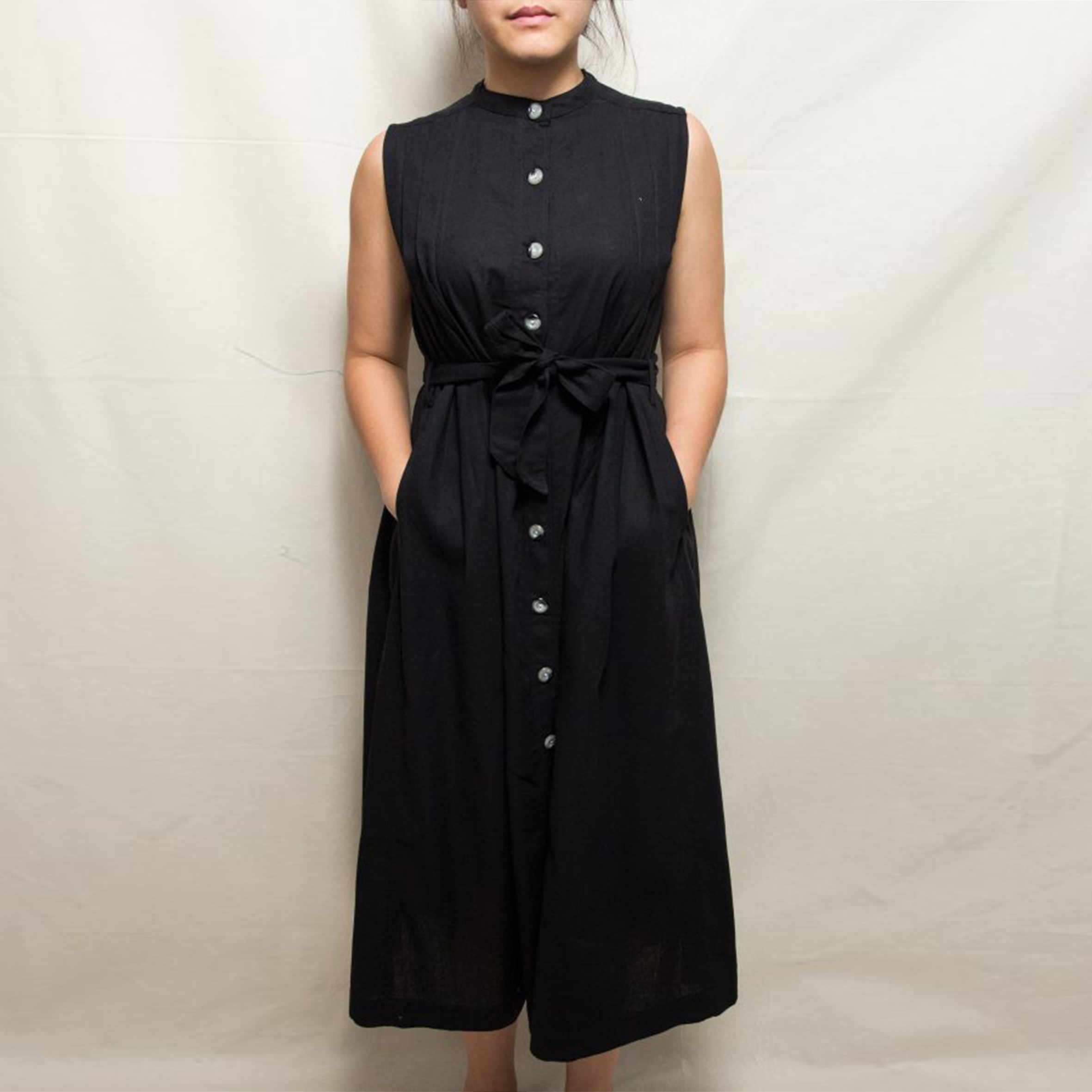 Ubud Black Dress - Baline