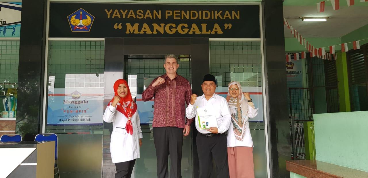 Selamat Bergabung SMK Manggala!