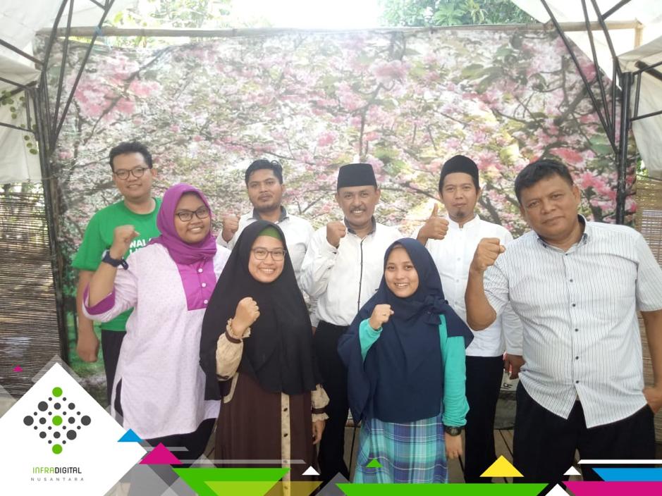 MAS Al-Kautsar, MAS favorit di Kecamatan Cilamaya Kulon, Karawang Gabung Jaringan IDN