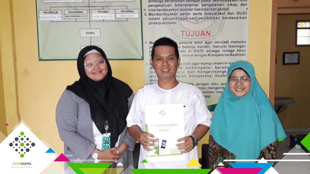 Terinspirasi Imbauan Walikota, SMP SMK Madani Depok Gabung Jaringan IDN