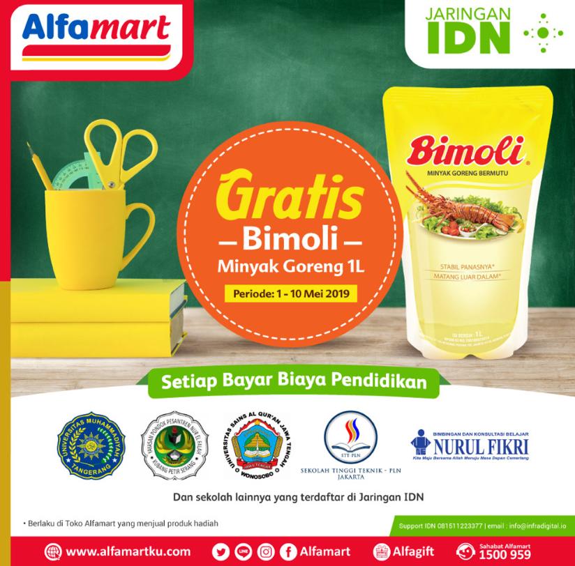 InfraDigital Alfamart Promo