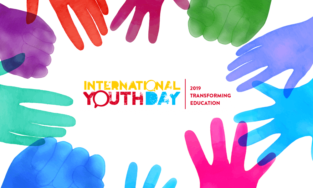 IDN in International Youth Day 2019 : Transforming Education