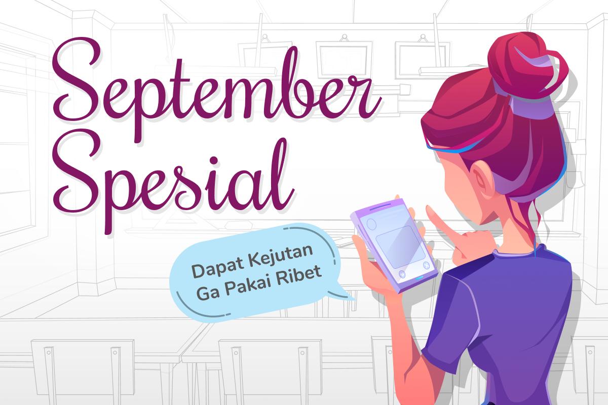 September Special Jaringan IDN