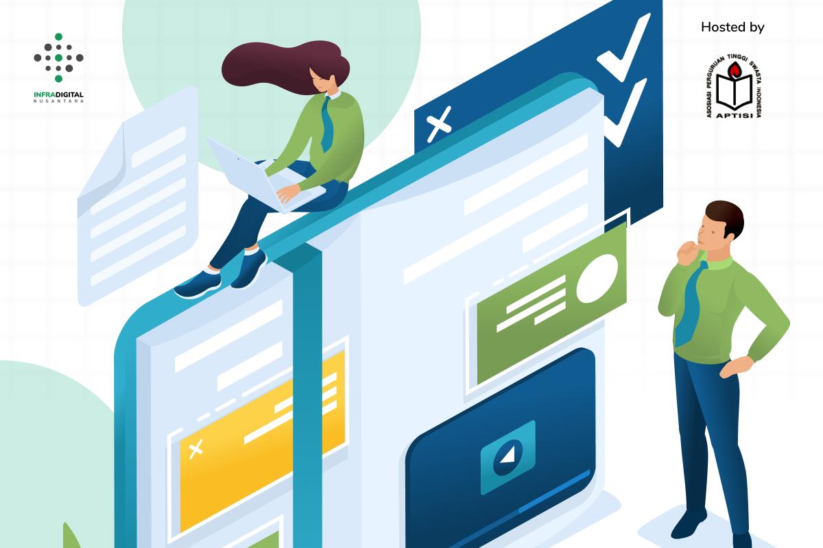Asosiasi Perguruan Tinggi Swasta Indonesia (APTISI) Gandeng InfraDigital untuk Digitalisasi Kampus di Masa Pandemi