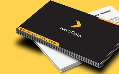 Indian Business cards standard size – Visiting Card