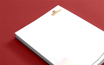 Company Letterhead Customization of Letterheads – Company Letterheads