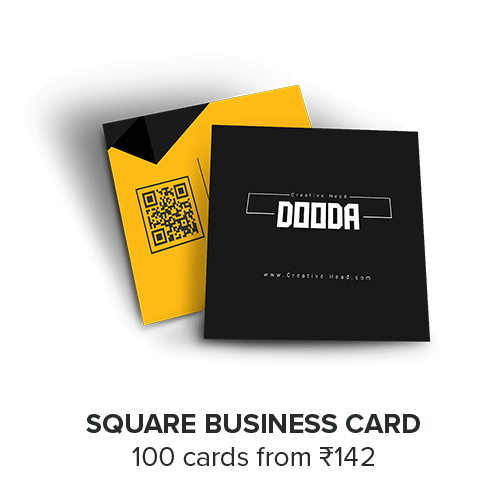 Best visiting cards | Get 100 business cards printed @ Rs.96 | Inkmonk