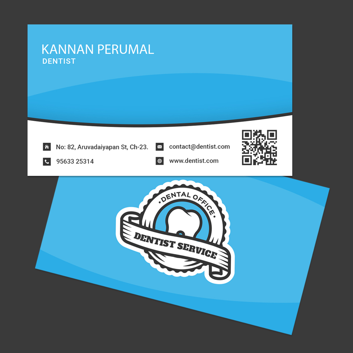 Make own business cards inkmonk make own business cards reheart Gallery