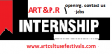 Social Media Marketing Internship at Art Culture Festival in Delhi
