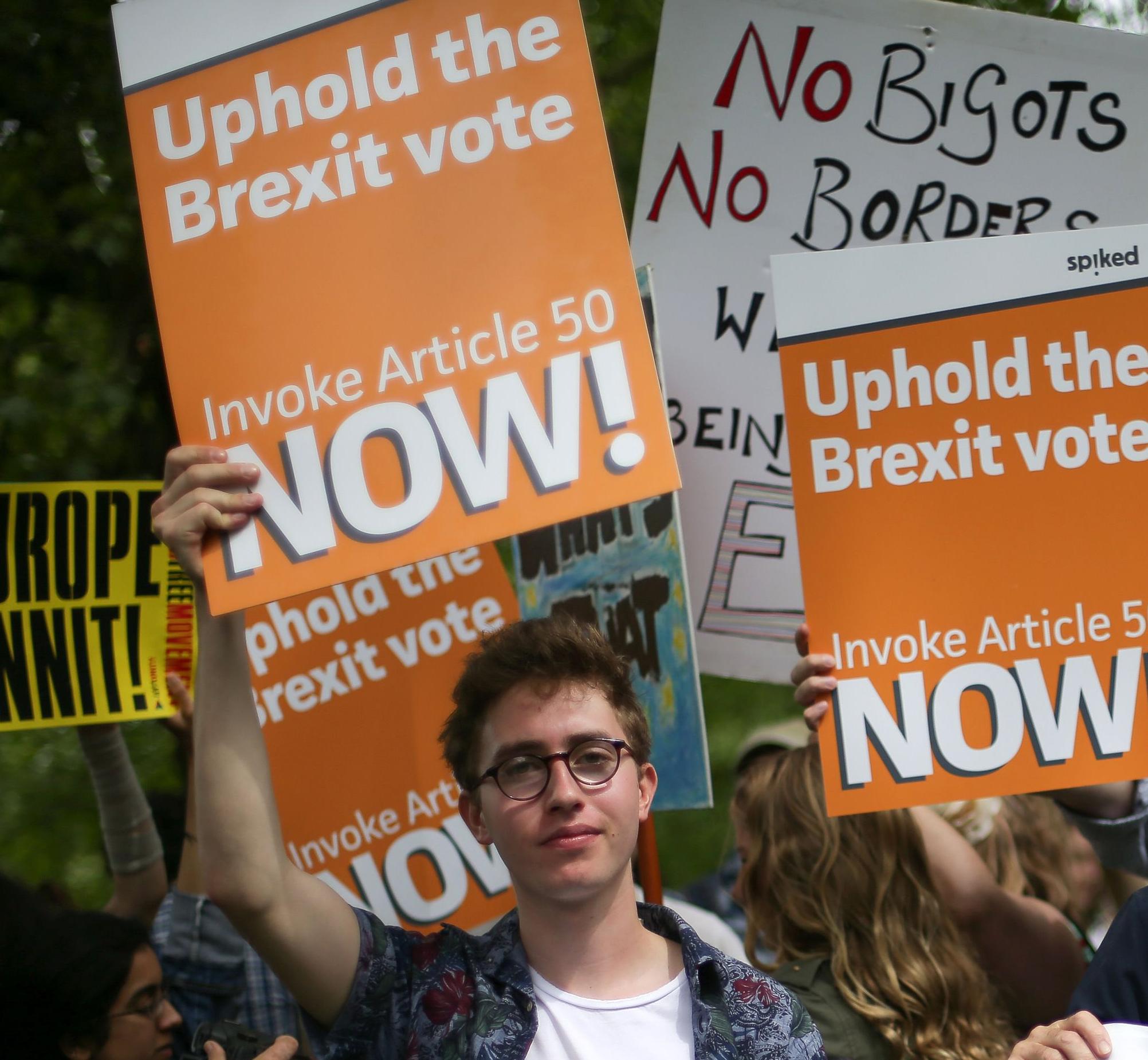 Brexit: A Personal Take on Pound