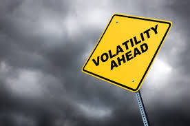 If we want to be in the stock market, we have to accept the volatility