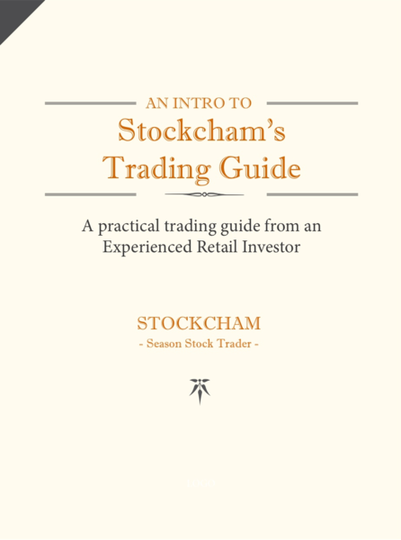 Stockcham's Trading Guide Cover Page
