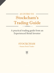 Stockcham's Trading Guide eBook