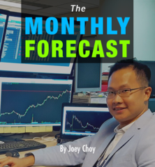The Monthly Forecast By Joey Choy