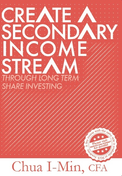 Create A Secondary Income Stream Through Long Term Shares Investing