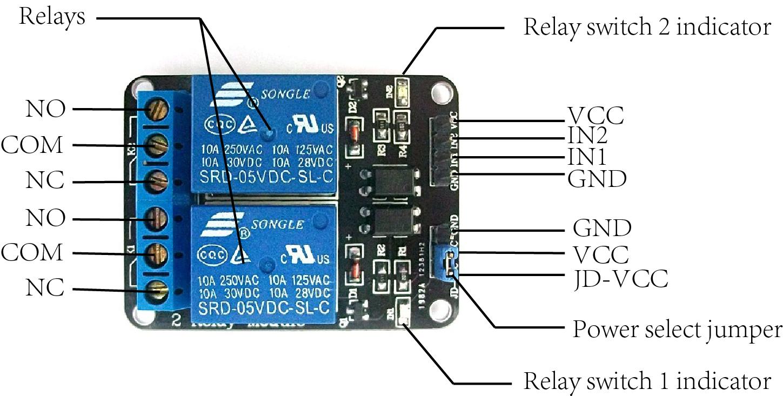 relay-2chanel-5v
