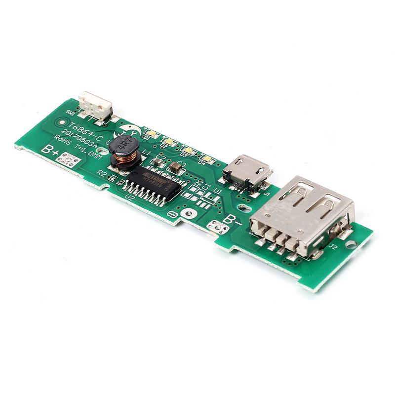 5V-1A-Power-Bank-Charger-Board-Charging-Circuit-PCB-Board-Power-Supply-Step-Up-Boost-Module