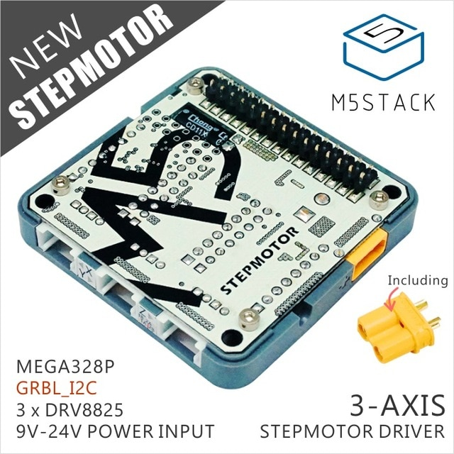 Module StepMotor