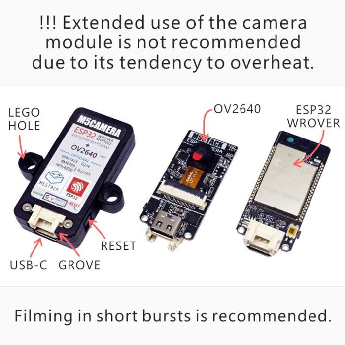 M5Stack Camera Module OV2640