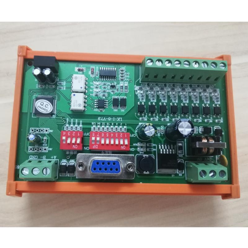 Mạch điều khiển Modbus RTU 8 RS485