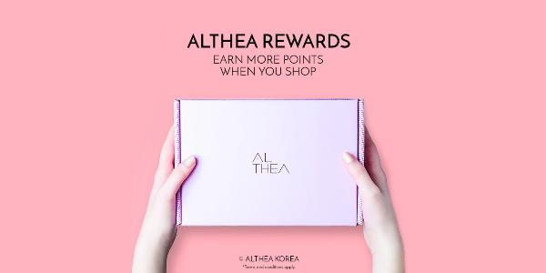 Althea Discount Code