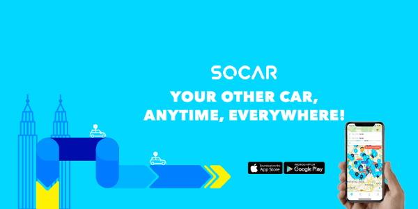 SOCAR Promo Code