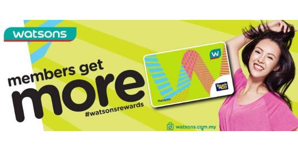 Watsons Promotion