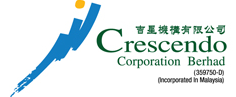 CRESNDO | CRESCENDO CORPORATION BHD