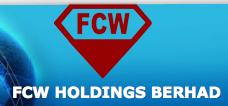 FCW | FCW HOLDINGS BHD