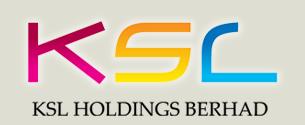 KSL | KSL HOLDINGS BHD