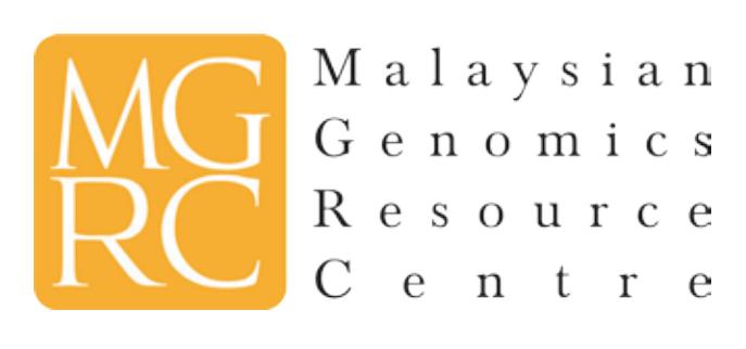 MGRC | MSIAN GENOMICS RES CENTRE BHD