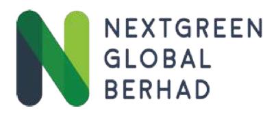 NGGB | NEXTGREEN GLOBAL BERHAD