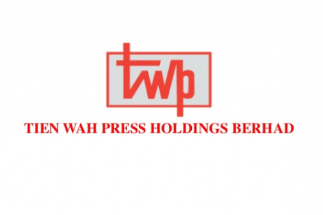 TIENWAH | TIEN WAH PRESS HOLDINGS BERHAD