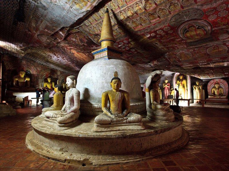 BUDDHISM SRI LANKA<br>(4N 5D)