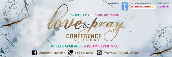 Love And Pray Conference